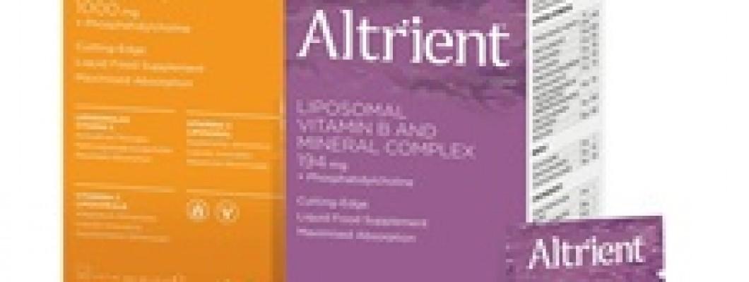 Acțiunea sinergică a suplimentelor lipozomale Altrient®