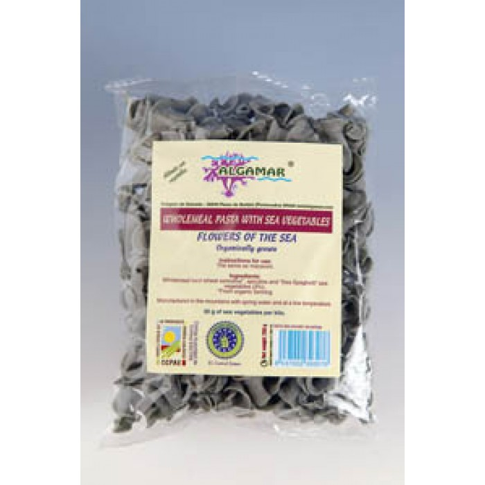 Paste integrale Flowers of the Sea cu alge marine bio (250g)