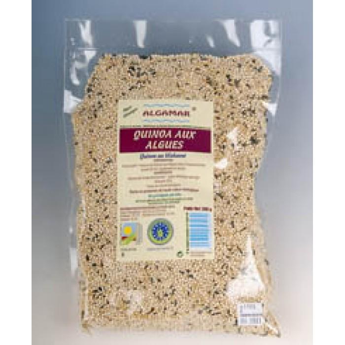 Quinoa cu alge marine bio (500g)