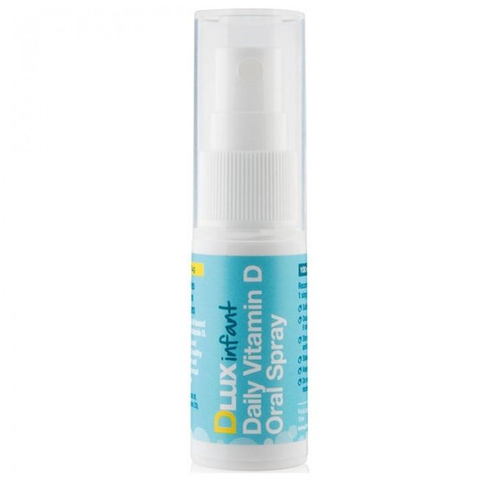 DLux infant Vitamin D Oral Spray (15ml), BetterYou