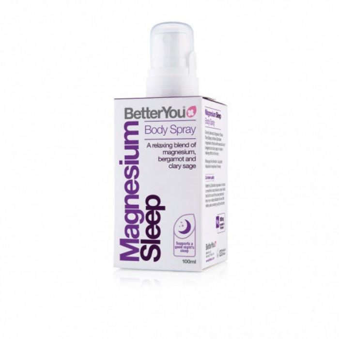 Magnesium Oil Sleep Body Spray (100 ml), BetterYou