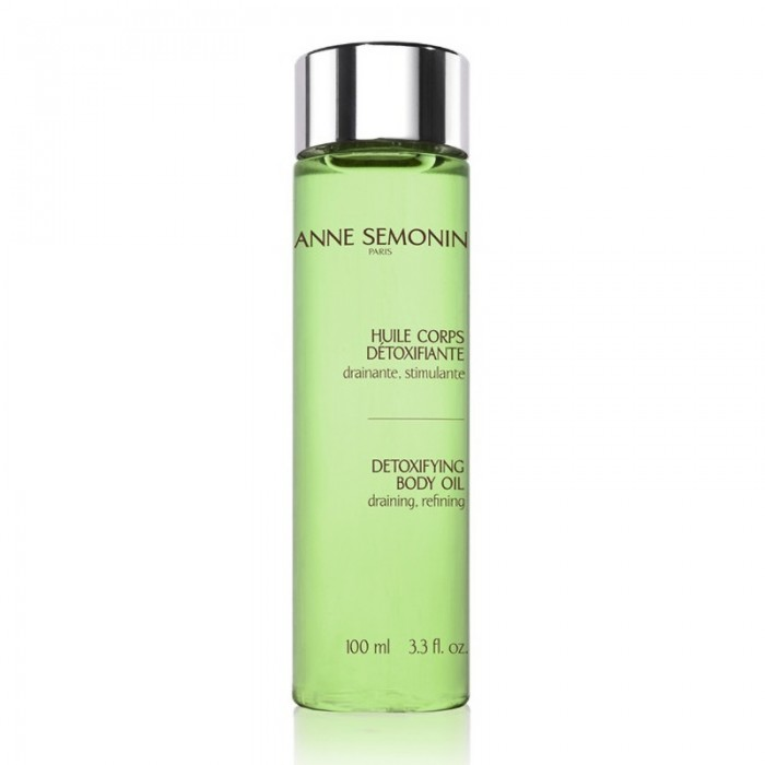 Detoxifying Body Oil (100 ml), Anne Semonin