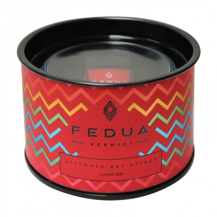 Oja clasica nontoxica Classic Red (11 ml), Fedua