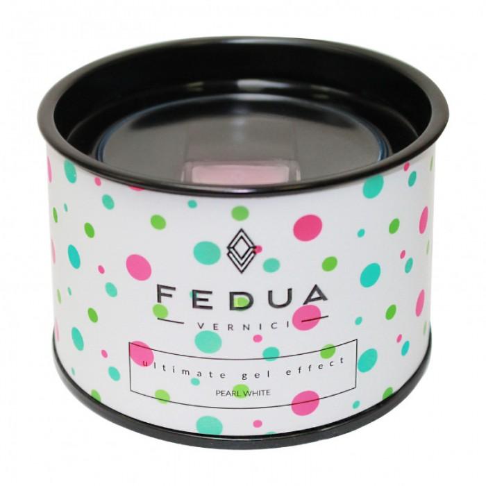 Oja clasica nontoxica Pearl White (11 ml), Fedua