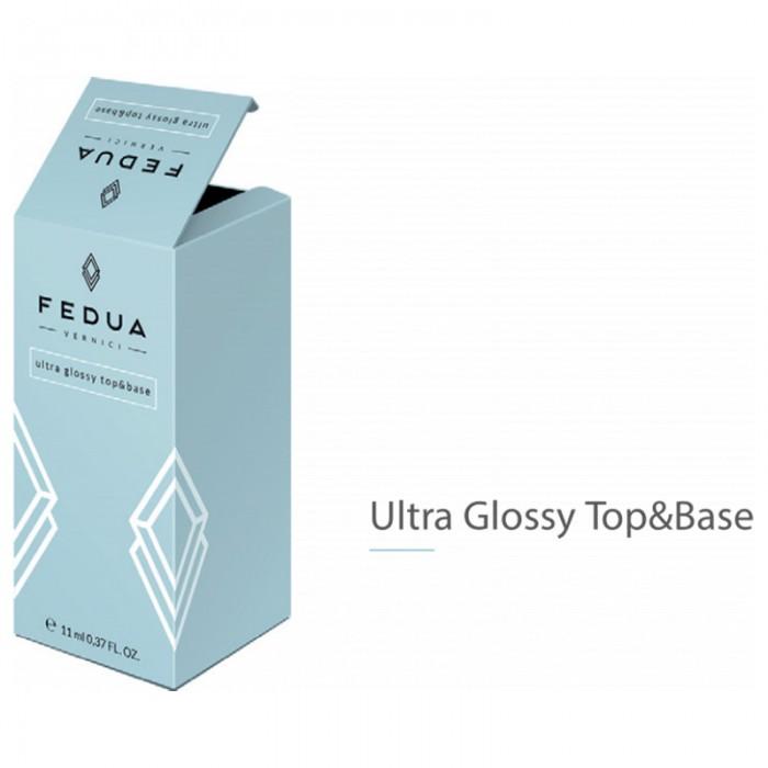 Ultra Glossy Top & Base (11 ml), Fedua