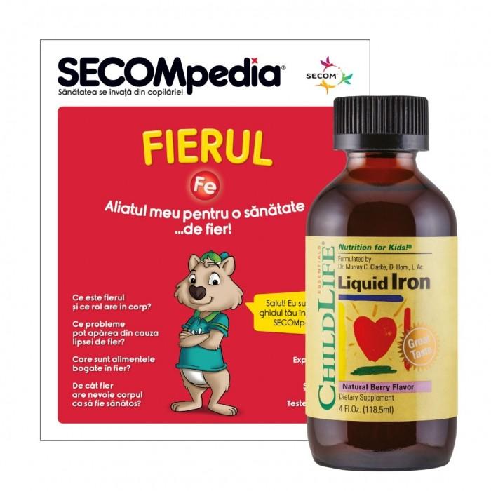Liquid Iron 10 mg (118,5 ml)