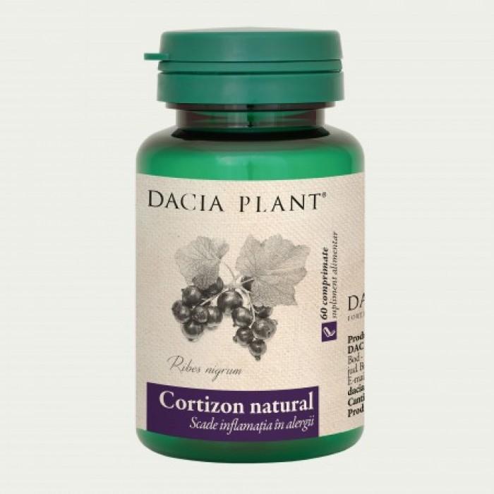 Cortizon natural (60 comprimate), Dacia Plant