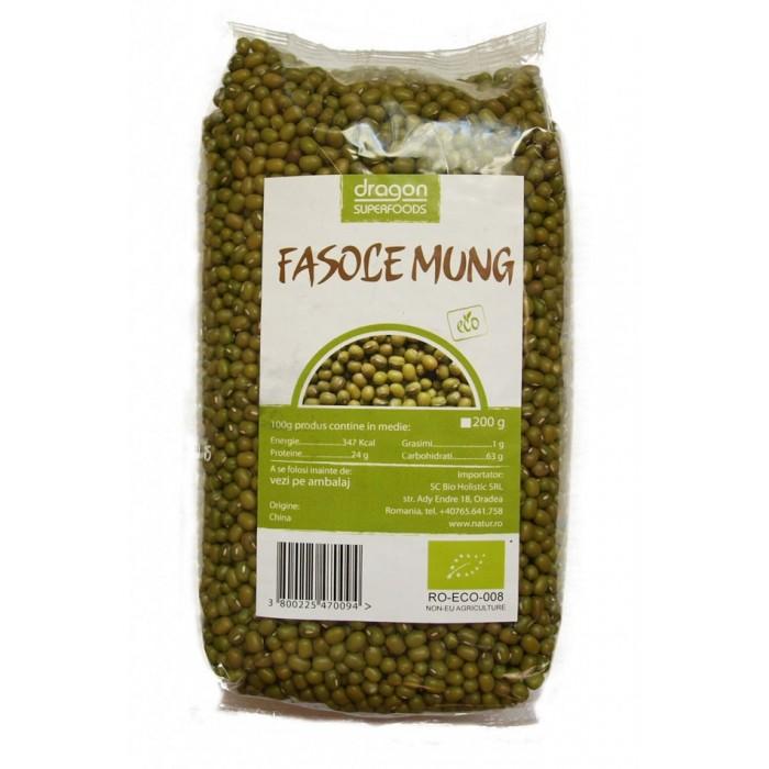 Fasole mung bio 500g