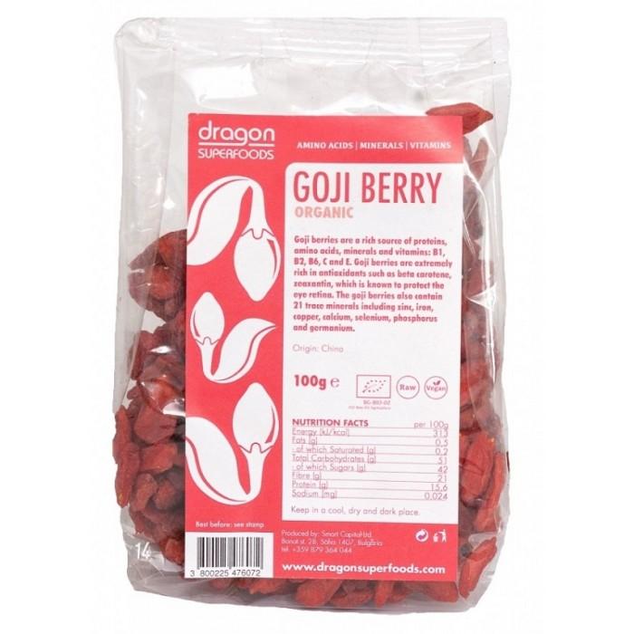 Goji berries raw bio (100g)