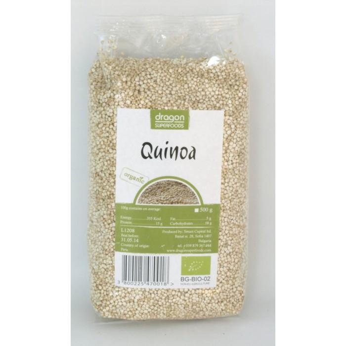 Quinoa alba bio (500g)
