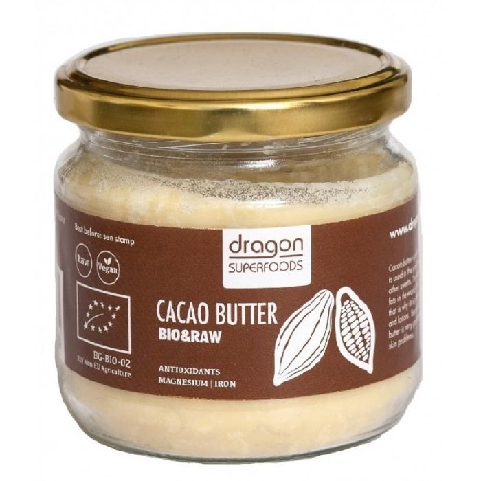 Unt de cacao raw criollo bio (100g)