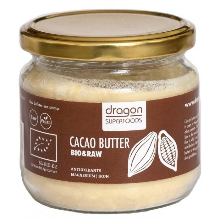 Unt de cacao raw criollo bio (300g)