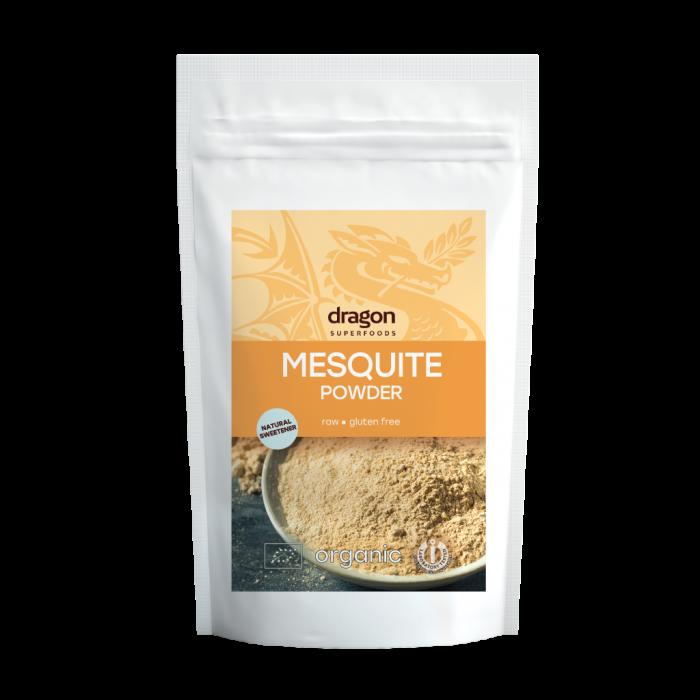 Mesquite pulbere bio (200 grame)