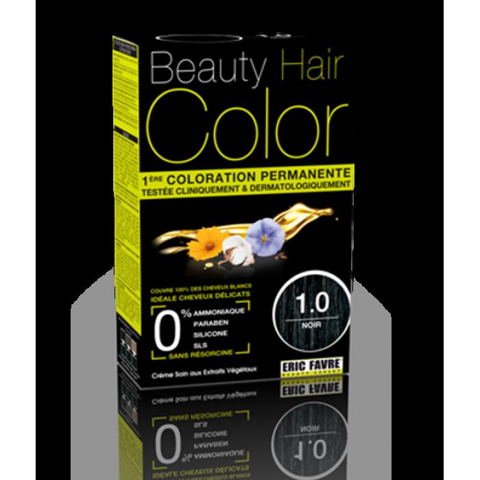 Beauty Hair - Vopsea de par 1 Negru