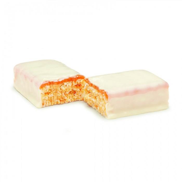 Quest Hero Baton proteic cu aroma de vanilie si caramel (60 grame), GNC