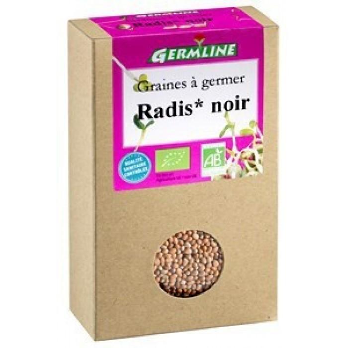 Ridiche neagra pentru germinat bio (150 g)