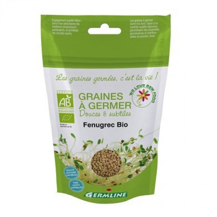 Schinduf seminte pentru germinat bio (150g)
