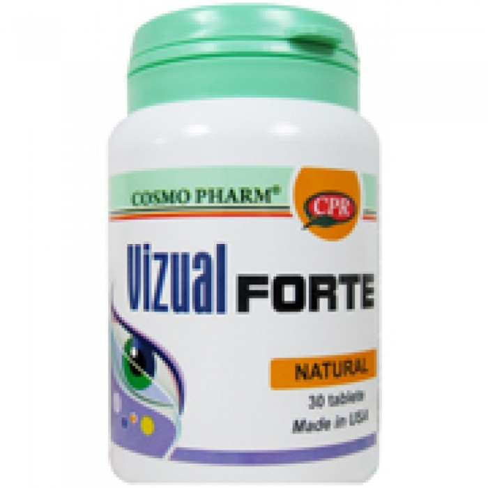 Vizual forte (30 tablete)