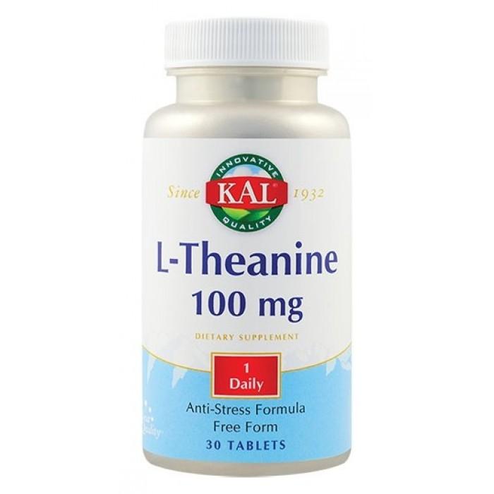L-Theanine (30 capsule)