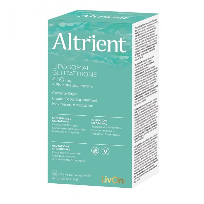 Altrient Glutathione (30 pliculete), LivOn Labs