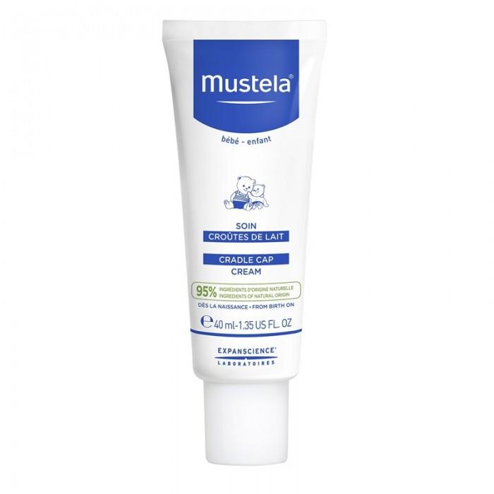 Crema impotriva crustelor de lapte (40 ml), Mustela