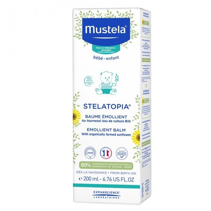 Stelatopia Balsam emolient (200 ml), Mustela