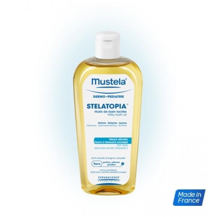 Stelatopia Ulei curatare (500 ml), Mustela