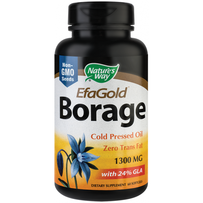 Borage EfaGold 1300mg (60 capsule)
