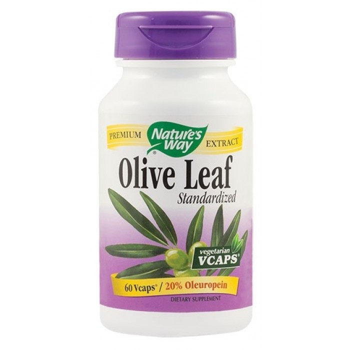 Olive Leaf 20% SE (60 capsule)