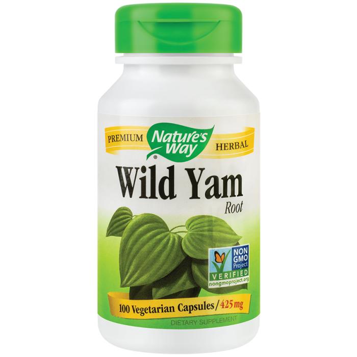 Wild Yam (100 capsule)