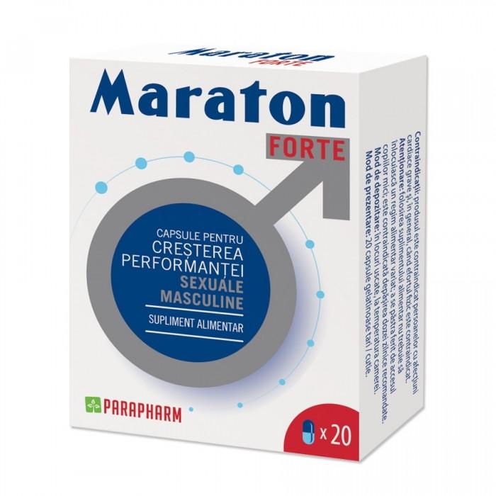 Quantumpharm, Maraton forte (20 capsule)