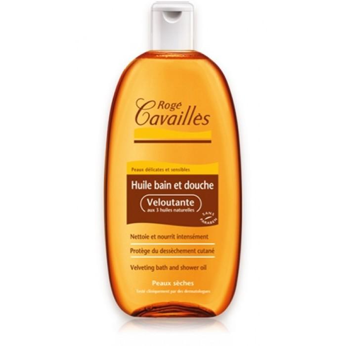 Ulei catifelant pentru baie si dus (500 ml)