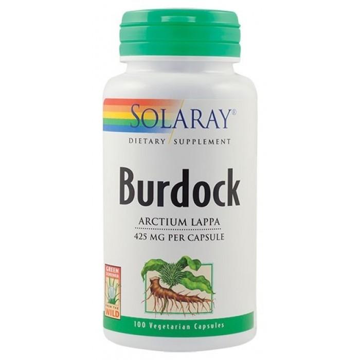Burdock 425mg (100 capsule) (brusture)