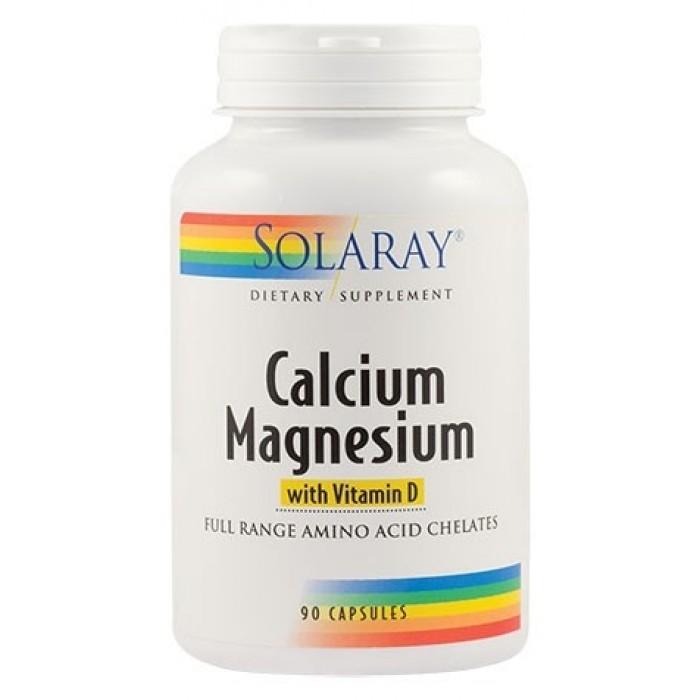 Calcium Magnesium with Vitamin D (90capsule)