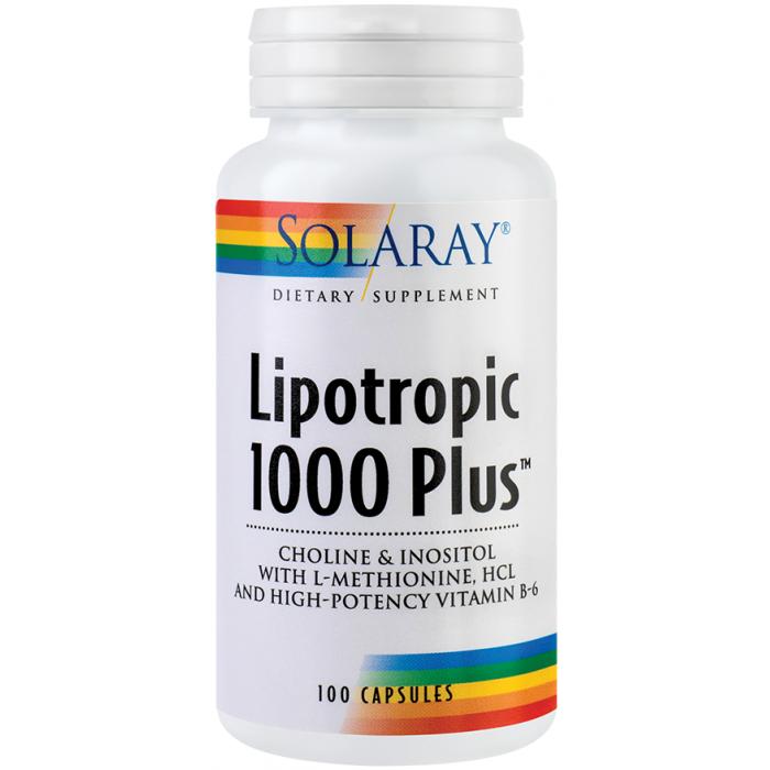 Lipotropic 1000 Plus (100 capsule)