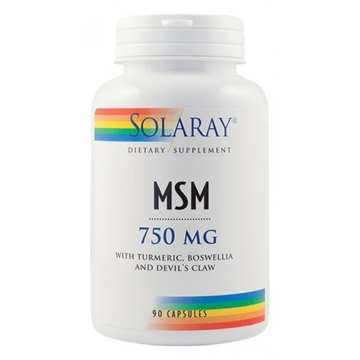 MSM 750mg (90 capsule)