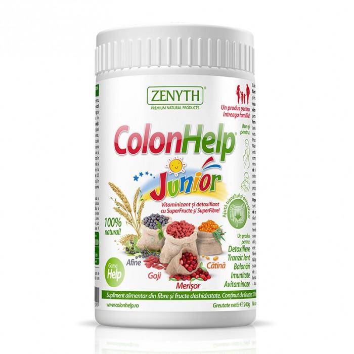 ColonHelp Junior 240 grame, Zenyth Pharmaceuticals