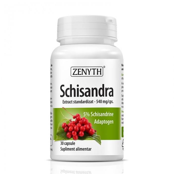 Schisandra (30 capsule), Zenyth Pharmaceuticals
