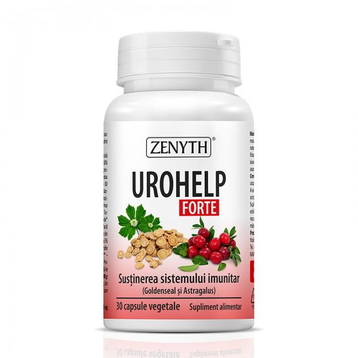 UroHelp Forte (30 capsule), Zenyth Pharmaceuticals