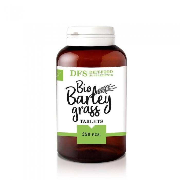 Bio Orz verde - 250 tablete x 500mg - (125g), Diet-Food