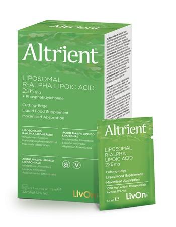 altrient acid r-alfa lipoic
