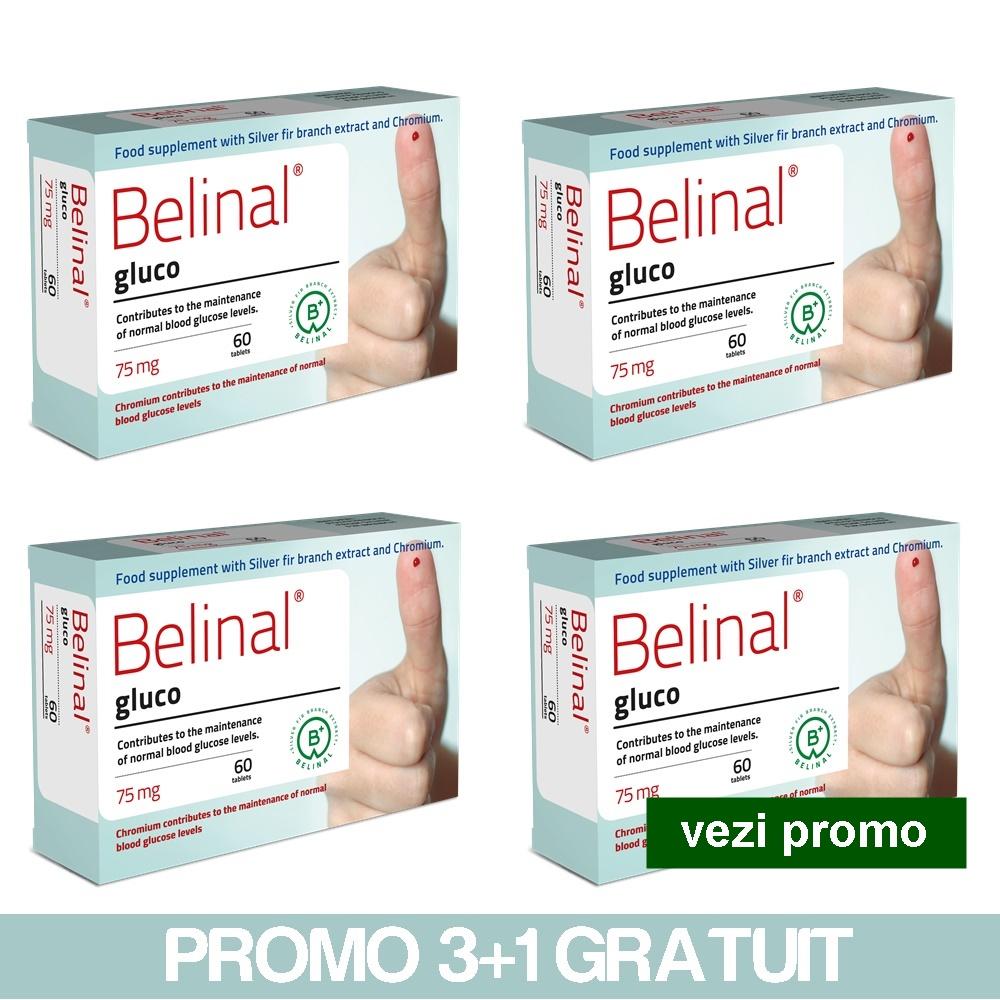 belinal gluco 3+1 gratuit