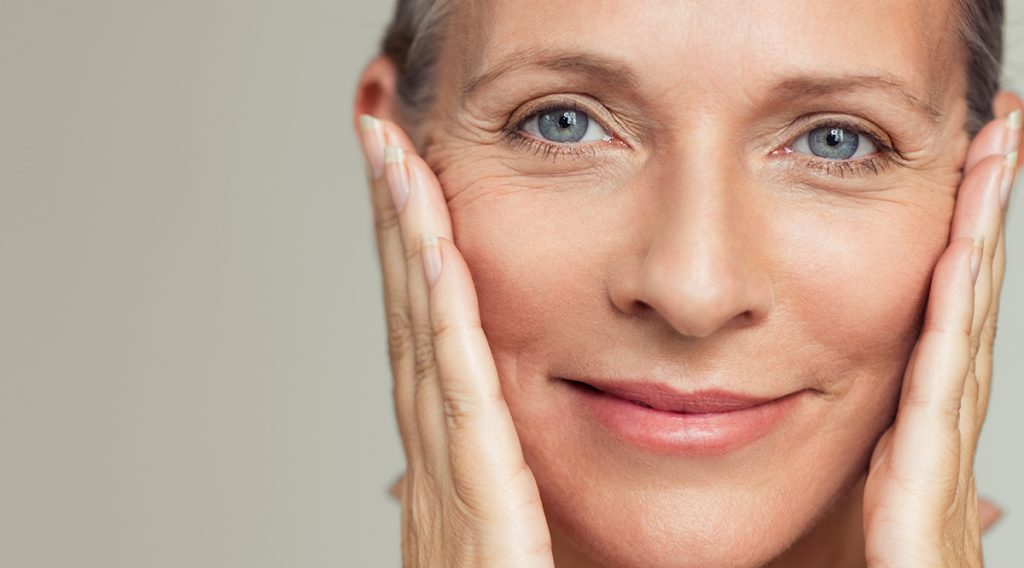 collagen lady